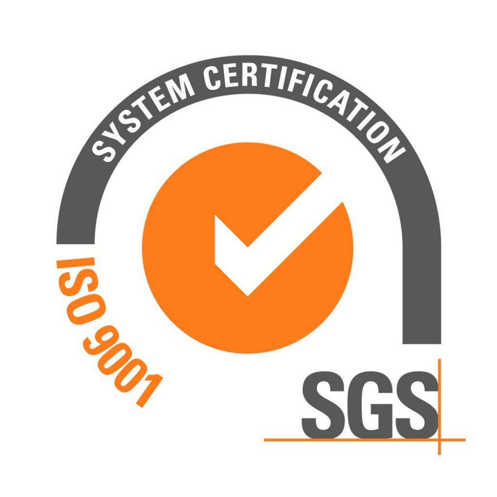 SGS- CERTIFICACION ISO 9001 ALES