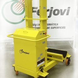 Customized lifting machine for eolic Blades, 3.5 ton load