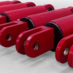 Servocontroladores para turbina 500/180x1050 mm.