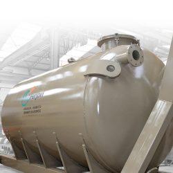 Extractor tank