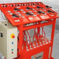 Central Oleohidráulica para grandes cilindros