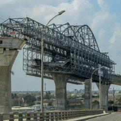 Puente Pumarejo Colombia. Centrales de baja presión y centrales mixtas de alta y baja que gestionan cilindros con rótulas.