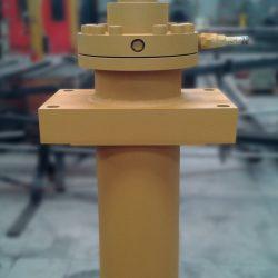 Reparación de grandes cilindros hidráulicos